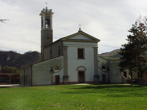 Chiesa di Pieve Salutare