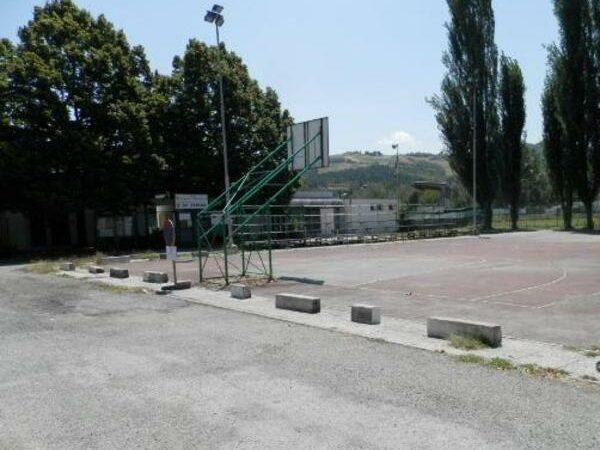CAMPO DA BASKET DEL CENTRO SPORTIVO COMUNALE