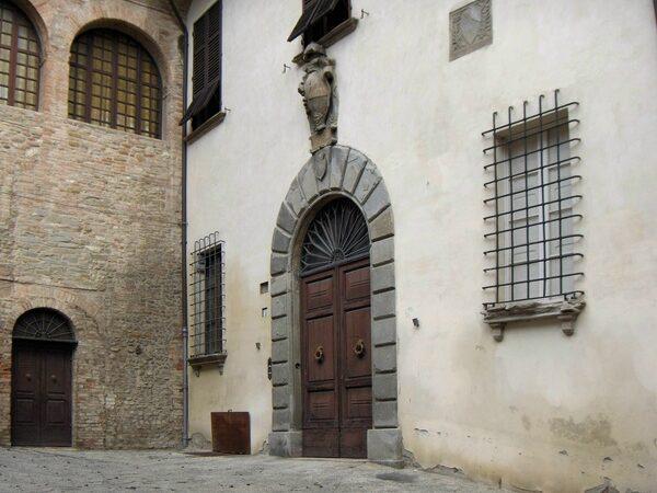 Palazzo Pretorio o dei Commissari di Giustizia di Castrocaro Terme